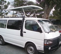 Very clean Toyota Hiace for sale