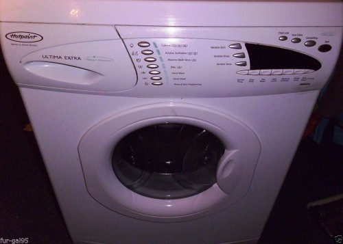 Washing Machine Hotpoint Wma62 Ultima Washer Ex Uk