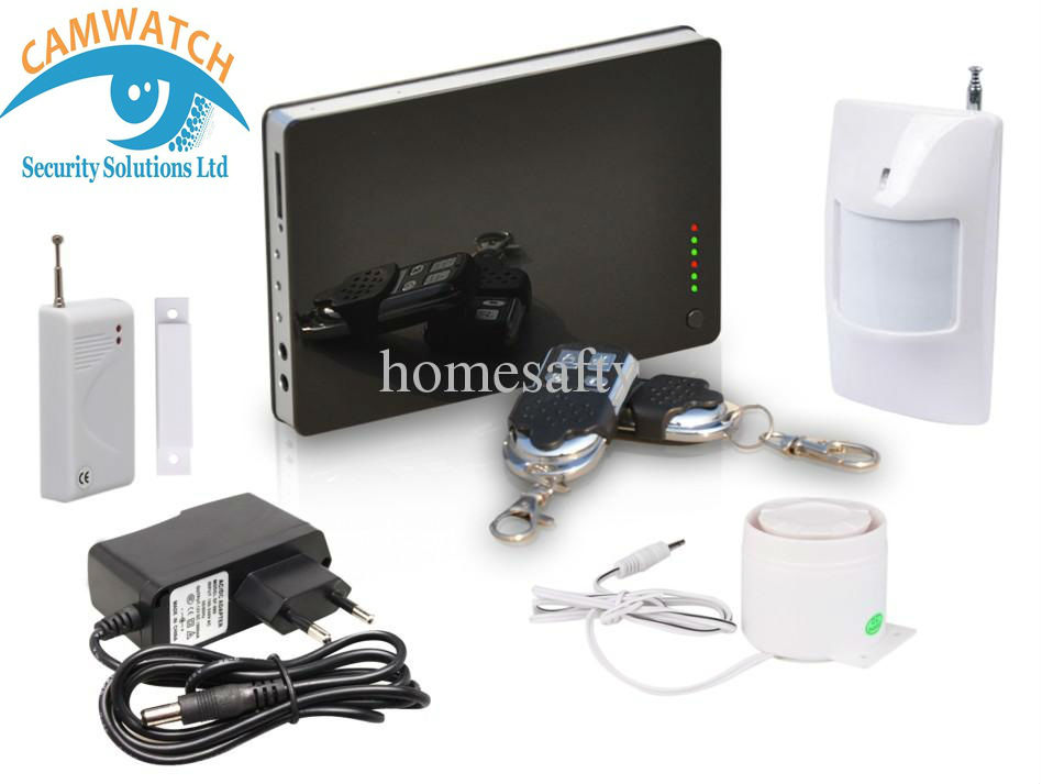 home security wireless gsm alarm system gsm