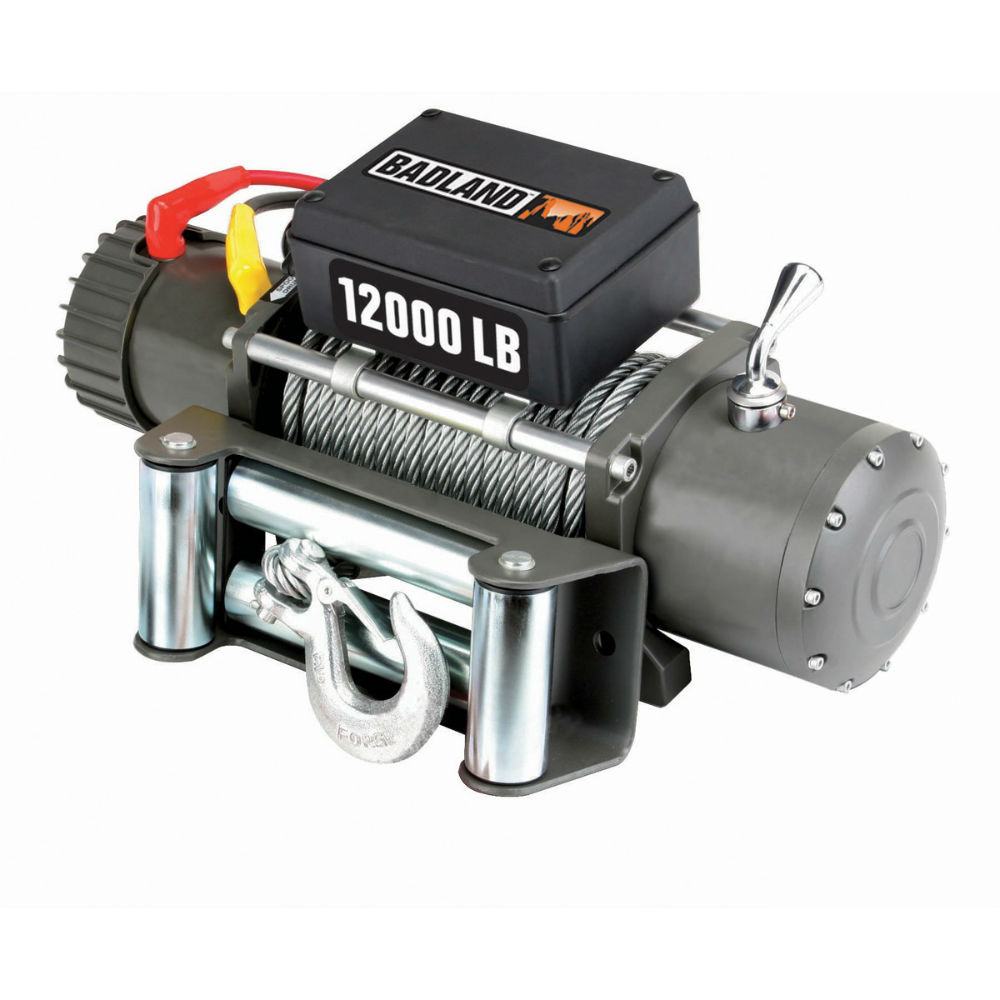 BADLAND 12000lb. VEHICLE WINCH