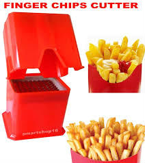 red chips cutter