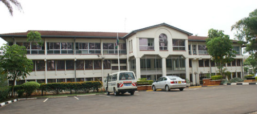 MMU ADMINISTRATION BLOCK