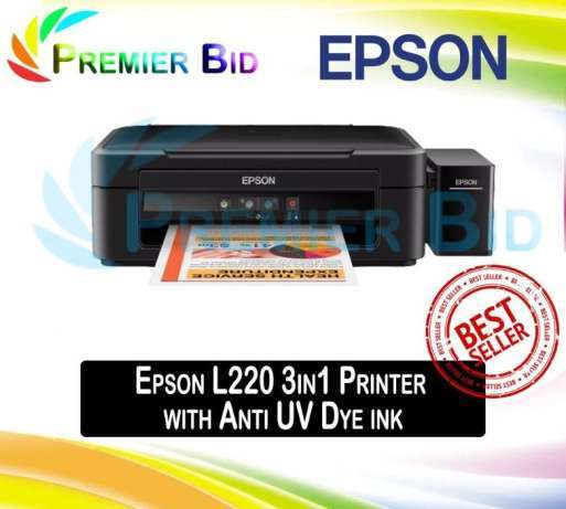 Last stock today Epson L220 Printer 3in1 printer l 220