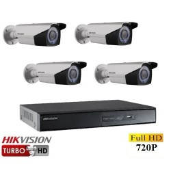hikvision-720P-HD-Security-Cameras-4-Varifocal-Cameras-Package