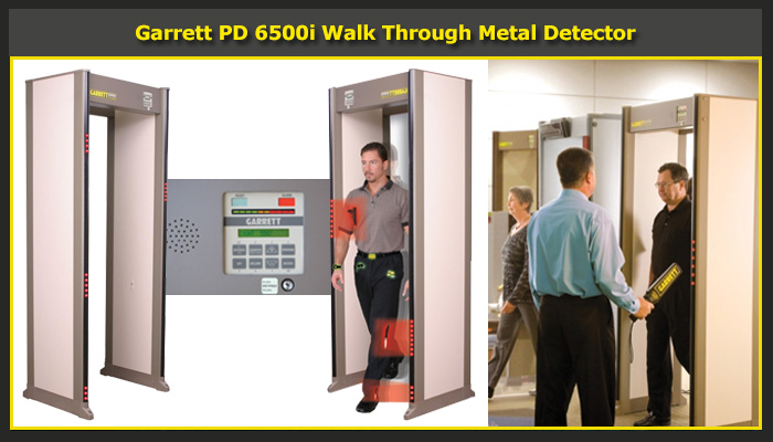 Garrett Walk through PD 6500i