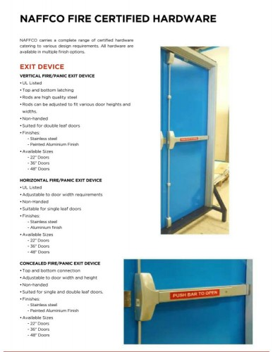 FIRE RATED DOORS-6