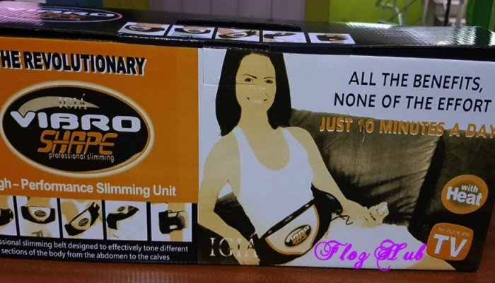 Slimming belt Vibro