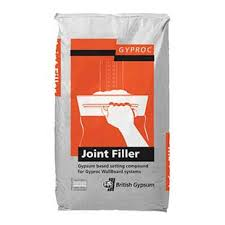 Gypsum filler