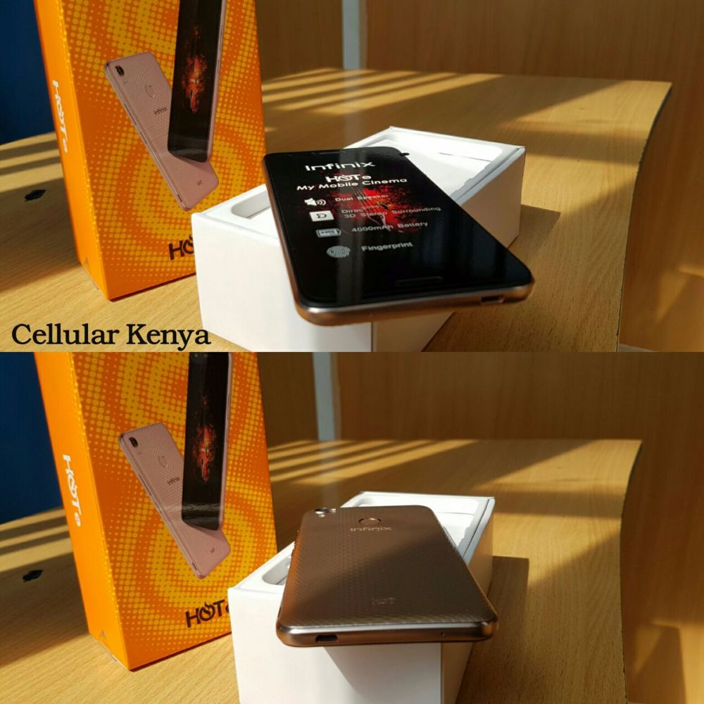 Brand new infinix hot 5 sealed in a shop - Biashara Kenya