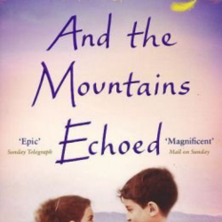 And The Mountain Echoed - z