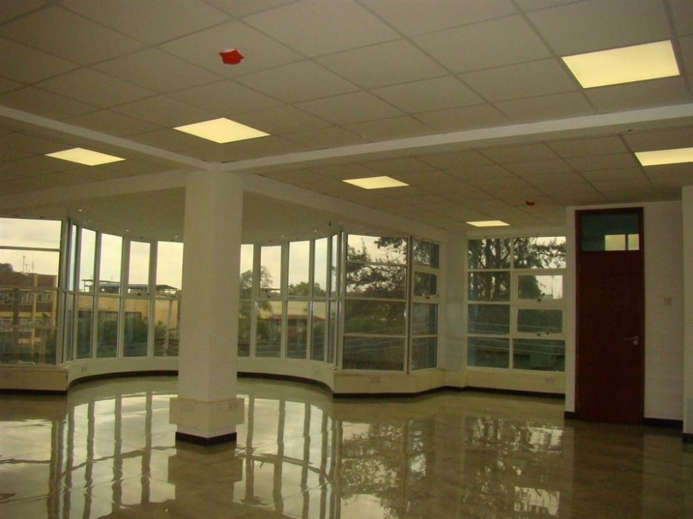 West park towers interior