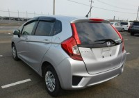 Honda fit back
