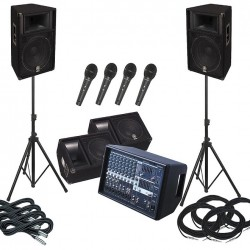 PA system in stock