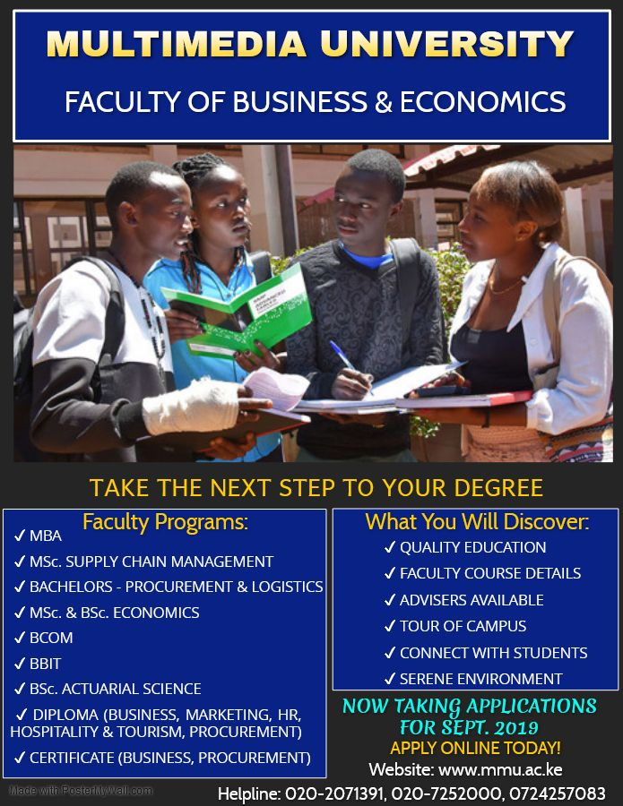 FACULTY OF BUSINESS PROGRAMMES