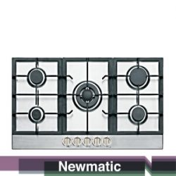 Newmatic Built in kitchen appliance kenya cooker hob PM950STX LO