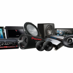 car audio and accessories