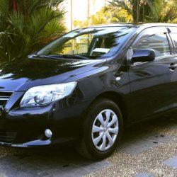 Toyota Fillder For Hire citimark tours