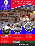 DIPLOMA IN HOSPITALITY & TOURISM MANAGEMENT