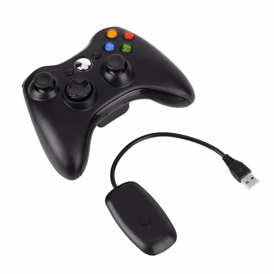 XBOX PC Wireless Gamepad with receiver@ Ksh 2950