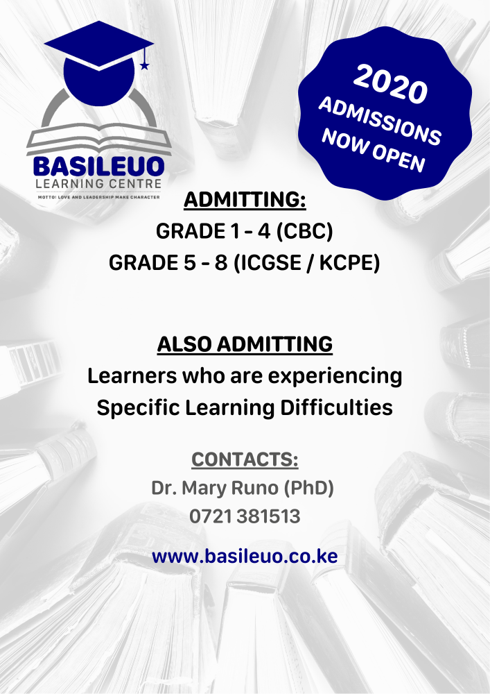 BASILEUO LEARNING CENTRE