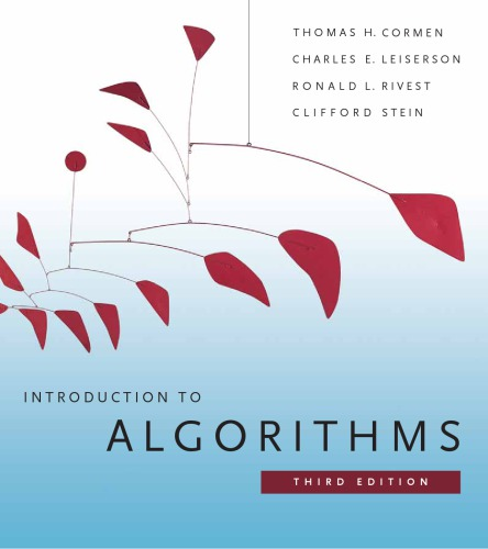 Introduction to Algorithms by Thomas H. Cormen, Charles E. Leiserson, Ronald L. Rivest, Clifford Stein (IG@rkebooks)