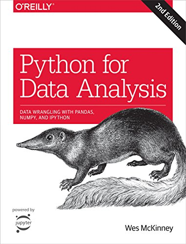 Python for Data Analysis_ Data Wrangling with Pandas, NumPy, and IPython (2017) - by Wes McKinney - (IG@rkebooks)