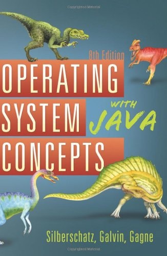 Operating System Concepts with Java (2009) - by Abraham Silberschatz, Peter B. Galvin, Greg Gagne - (IG@rkebooks)
