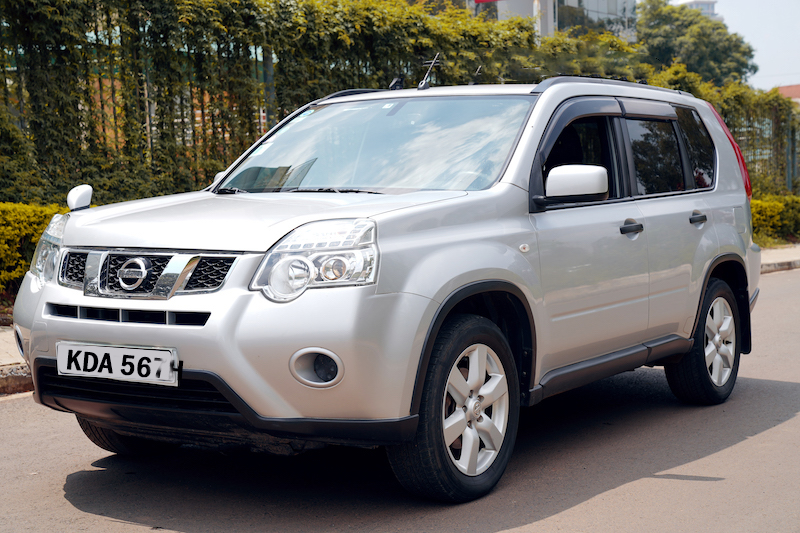 Nissan-X-Trail-for-Hire