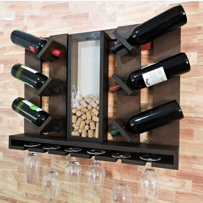 NEW WINE BAR RACK
