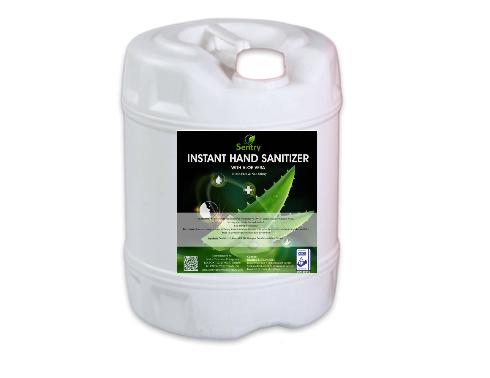 20ltrs Hand Sanitizer A