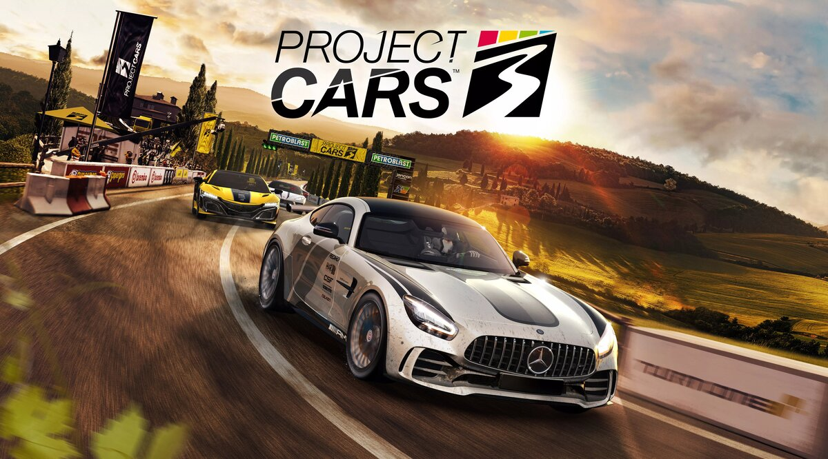 Project CARS 3 LARGE