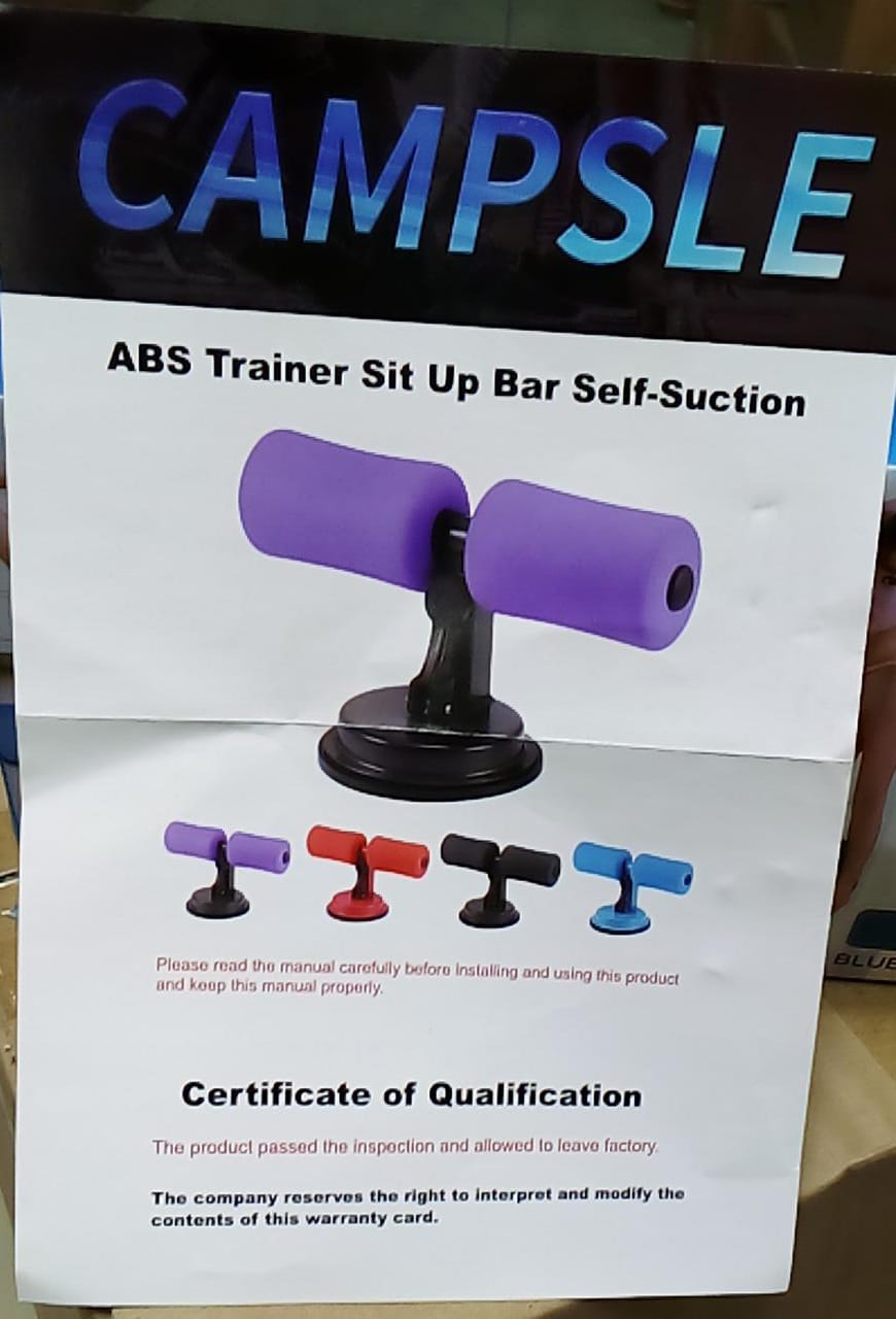 SUCTION SIT UP 2