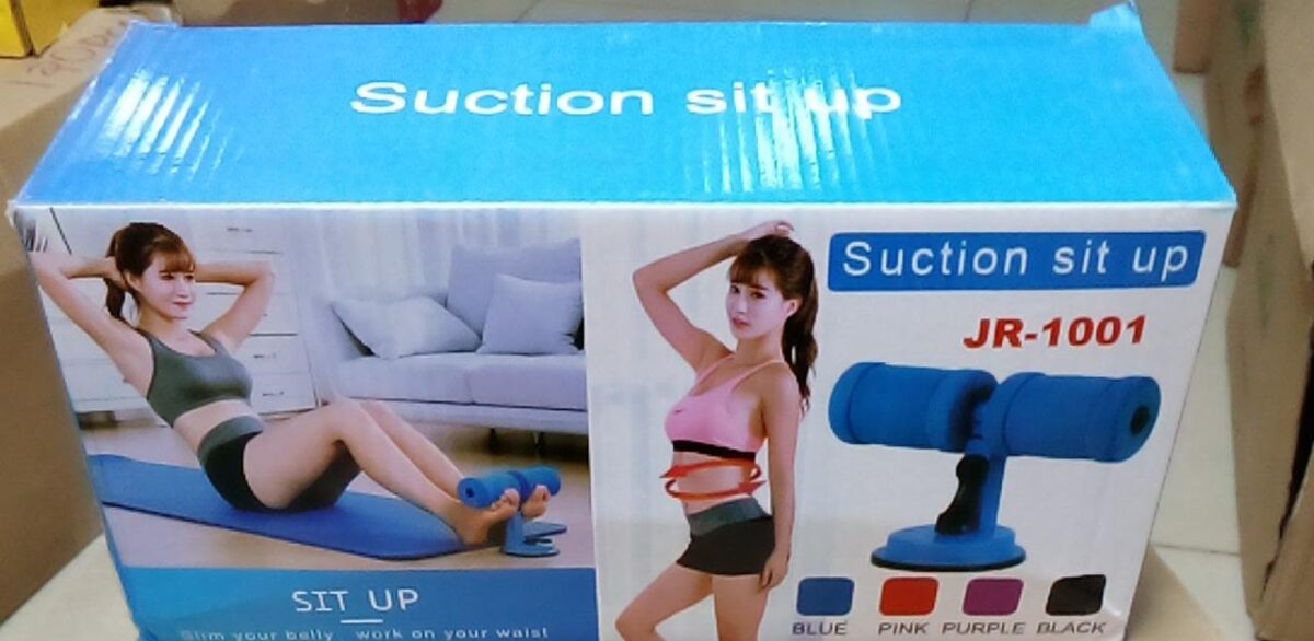 SUCTION SIT UP
