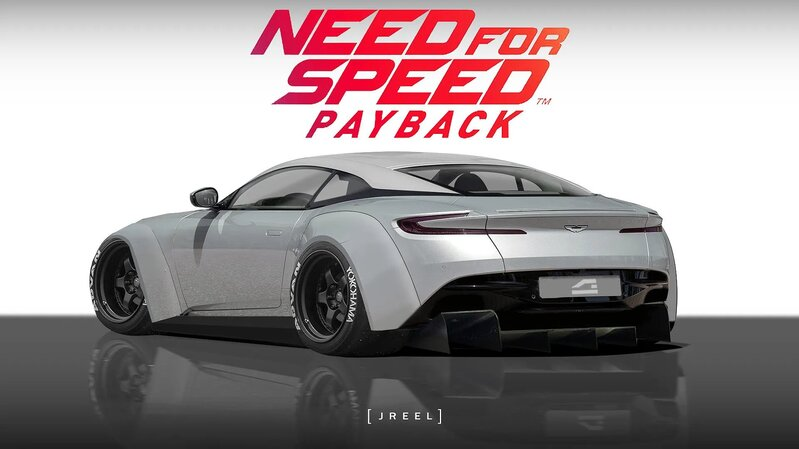 Need For Speed NFS Payback