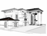 classical house